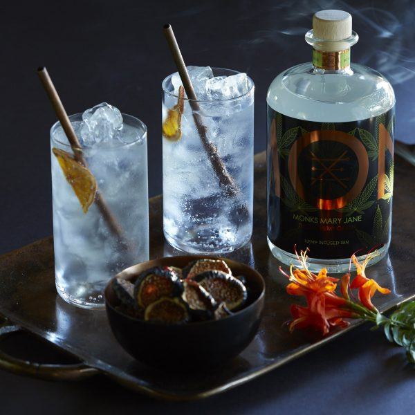 Cocktail Gin Mary Jane-Monks