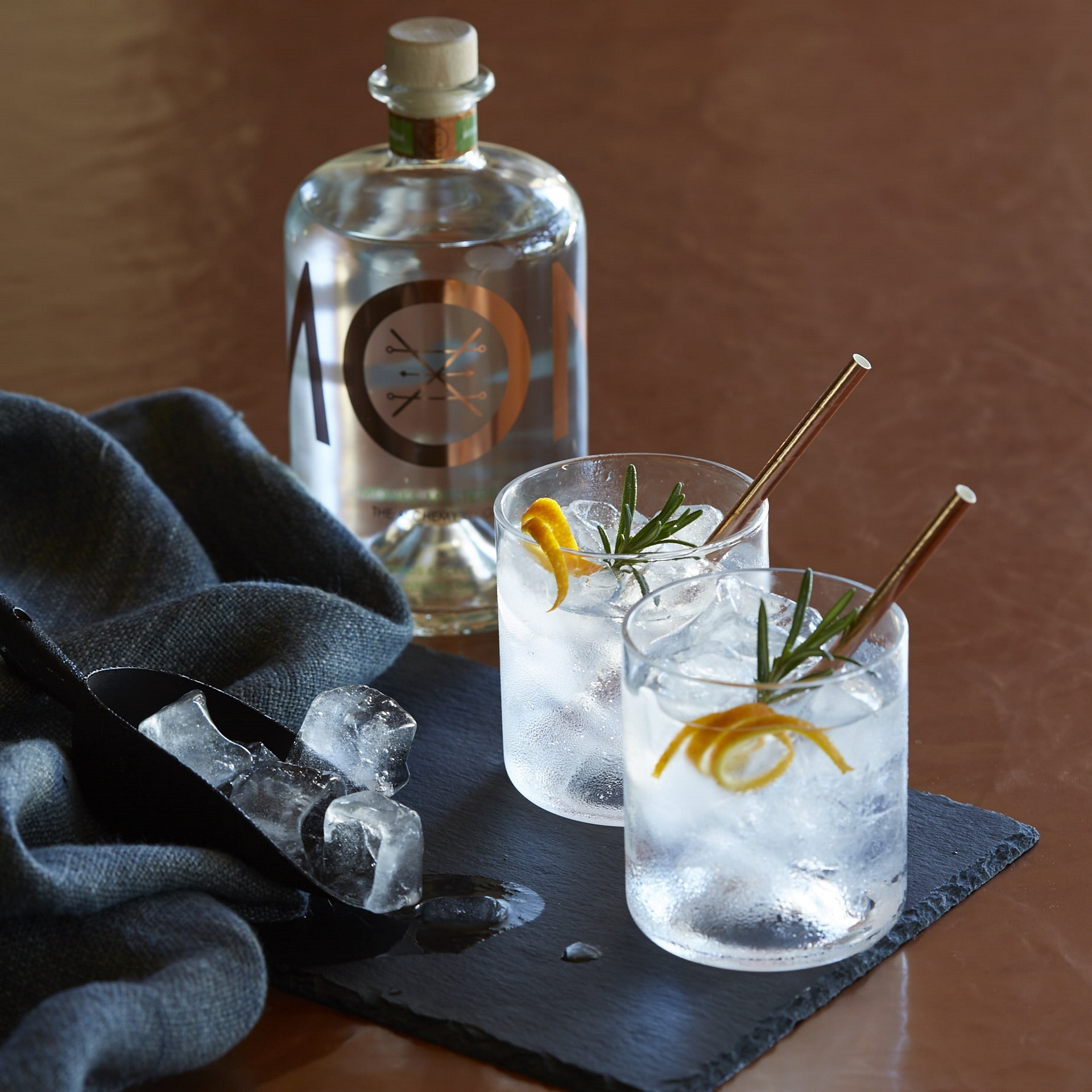 Cocktail Gin Mysterium-Monks